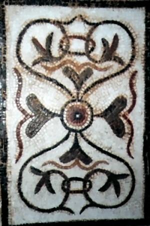 Emblem einer Orixa-Gottheit