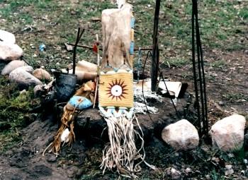 Inipi-Ritual, Symbole