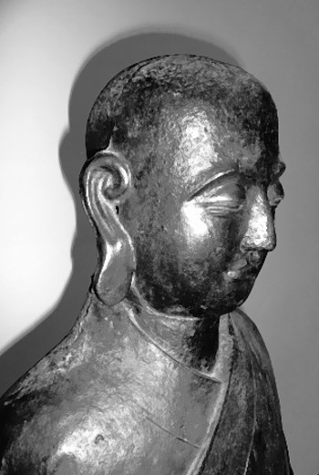 """Meditierender Buddha in völliger Reinheit """"Licht ausstrahlend""""!"""