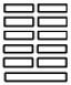 Hexagramm 24) FU, Die Wiederkehr!