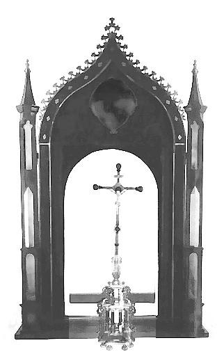 Das Reliquar auf Burg Vischering!