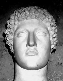 Hermes, der die Aufgabe Michaels als Seelengeleiter bei den Griechen wahrnahm!