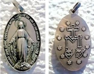 """Die """"Wundertätige Medaille"""""""