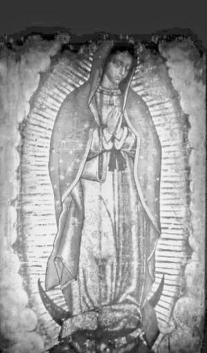 Gnadenbild der Madonna in Neviges!