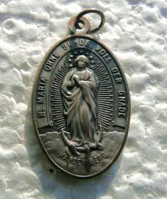 Medaille des Gnadenbildes!