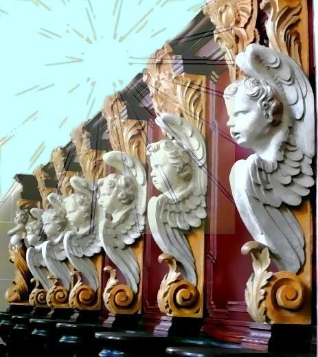 Sieben Engel!