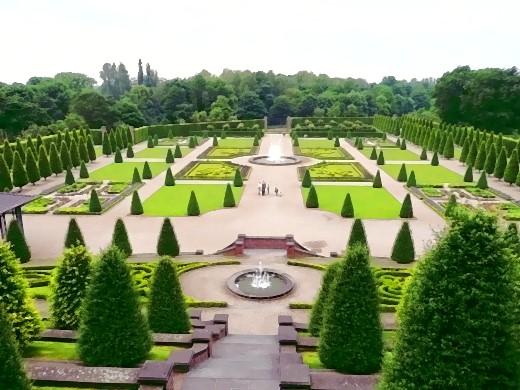 Der Garten von Kloster Kamp - ein starker Ort!