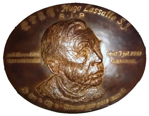 Hugo Lassalle, der mit der Kraft der Heiligkeit ein neues Bewußtsein begründete!