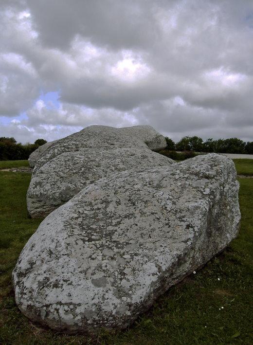 Megalith Bretagne, Locmariaquer