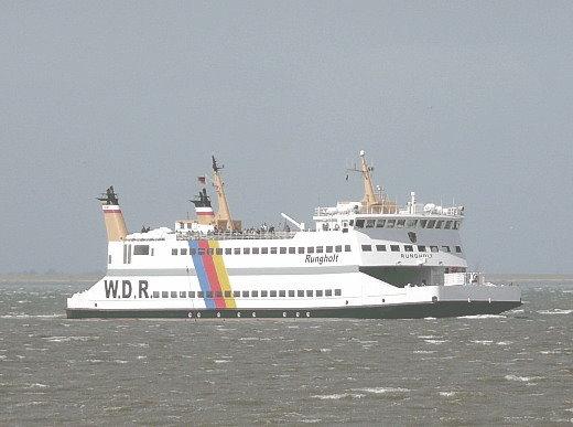 Schiff benannt nach dem untergegangenen Rungholt!