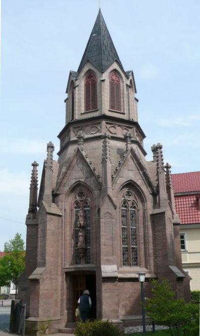 Die Marienkapelle in Heiligenstadt!