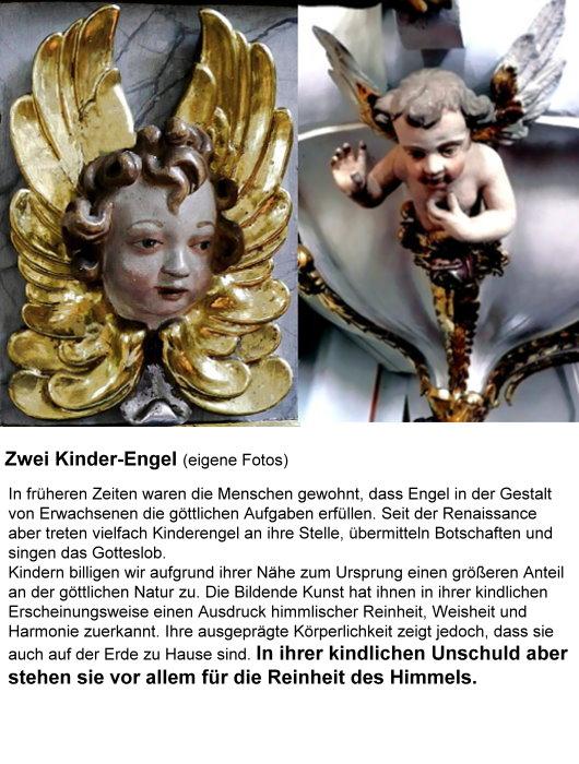 Kinder-Engel verkörpern die Reinheit des Himmels!