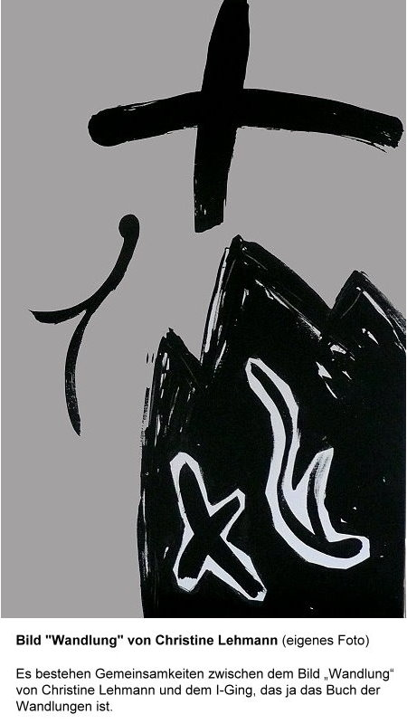 """Bild """"Wandlung"""" von Christine Lehmann"""