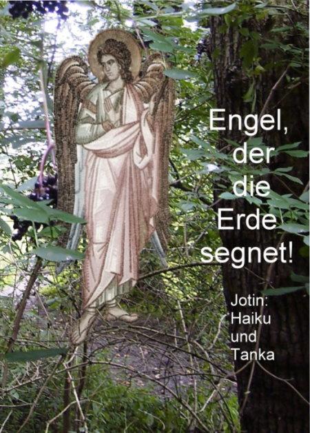 """Titelbild des Buches """"Engel, der die Erde segnet!"""""""