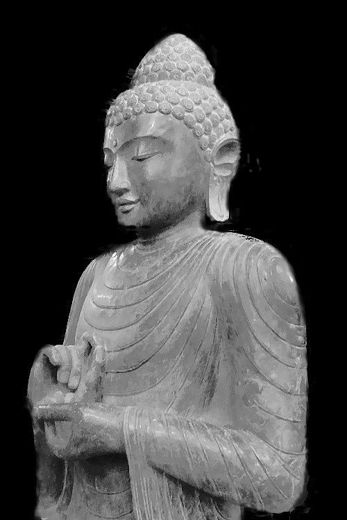 Buddha (eigenes Foto)