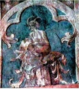 Umkehr Teufel Abteikirche Kloster Steinfeld (eigenes Foto)