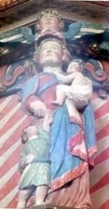 Atman Mutter mit Höherem Selbst Marmorkirche Giske