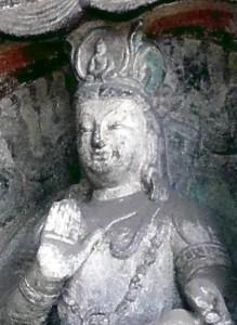Guanyin aus Yungang-Grotte (eig. Foto)