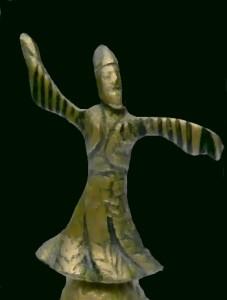 Wuji Tanzender Sufi