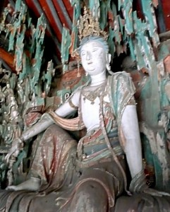 Guanyin, die Göttin der Barmherzigkeit